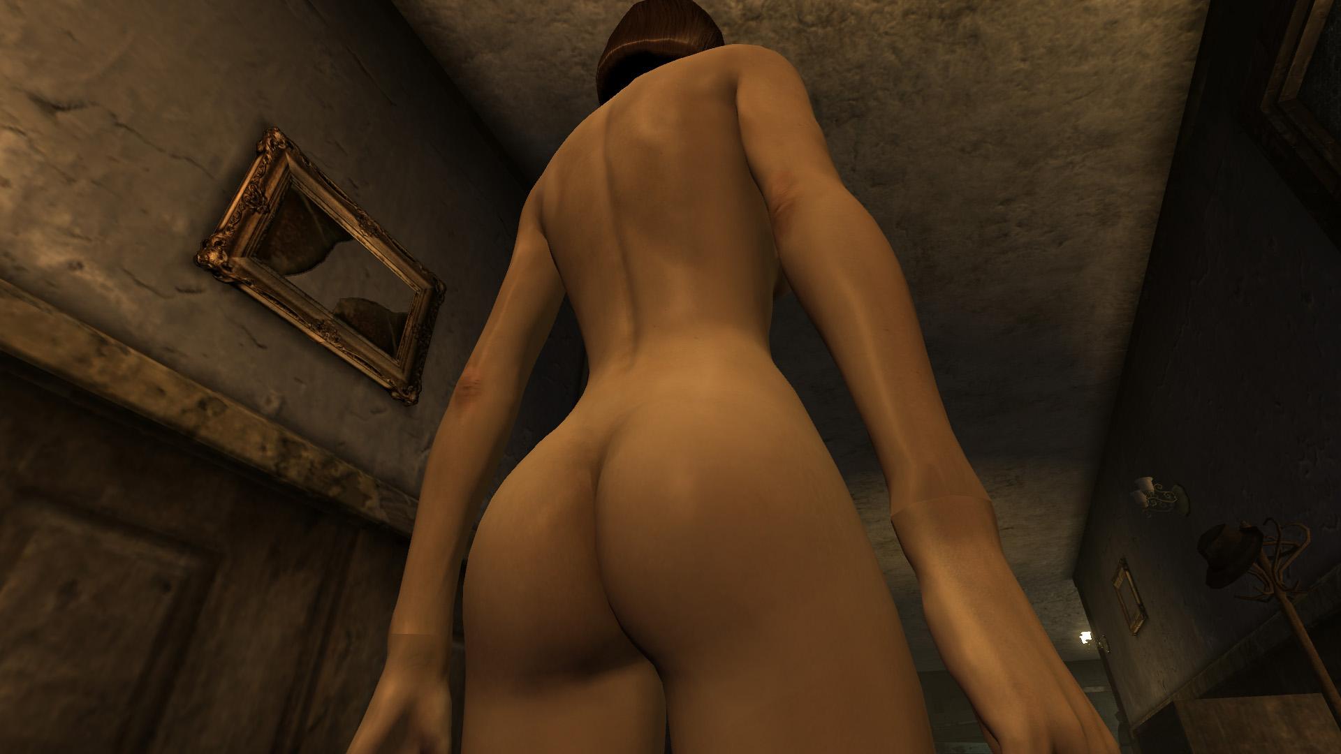 Sex Nude Patch Scenes