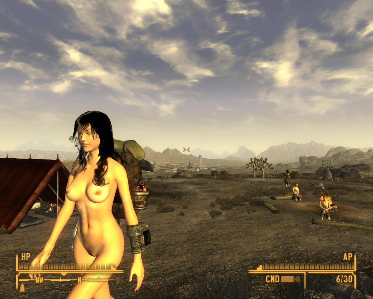 Kendra, fallout nude patch spread