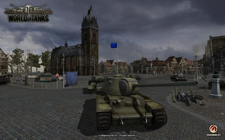 World of Tanks s nov�mi uk�kami
