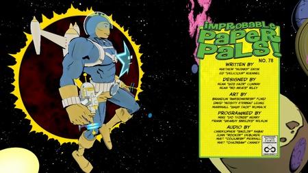 Comic Jumper v rozsiahlej uk�ke