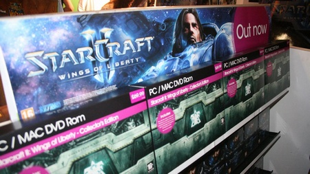 Blizzard spokojn� s predajom StarCraft II