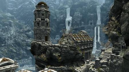 Elder Scrolls Skyrim engine približený