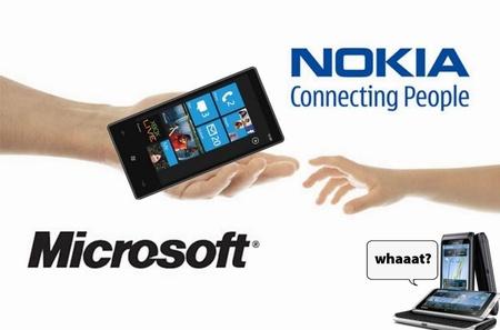 Nokia vstupuje do partnerstva s Microsoftom