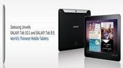 Samsung predstavil nov� tablety