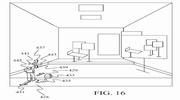 Microsoft si patentoval 3D interface