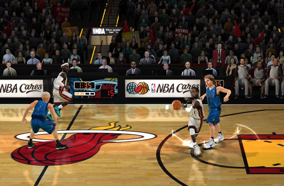 NBA JAM: On Fire Edition - recenzia - hra | Sector