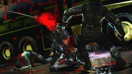 Krvavé sekanie s Move v Ninja Gaiden 3