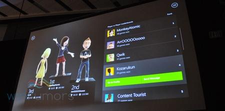 Xbox Live vo Windows 8 vr�ti crossplatform