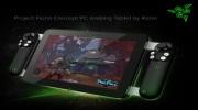 Razer prin�a hern� tablet