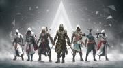 História série Assassin's Creed