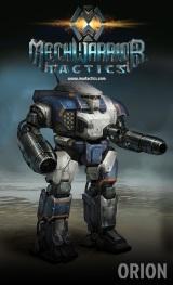 MechWarrior Tactics prezrádza viac o sebe