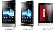 Sony predstavuje nov� Xperia mobily