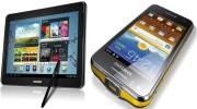 Mobilom s projektorom a Galaxy Note 10 od Samsung