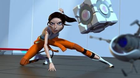 Portal dostane kr�tky animovan� film