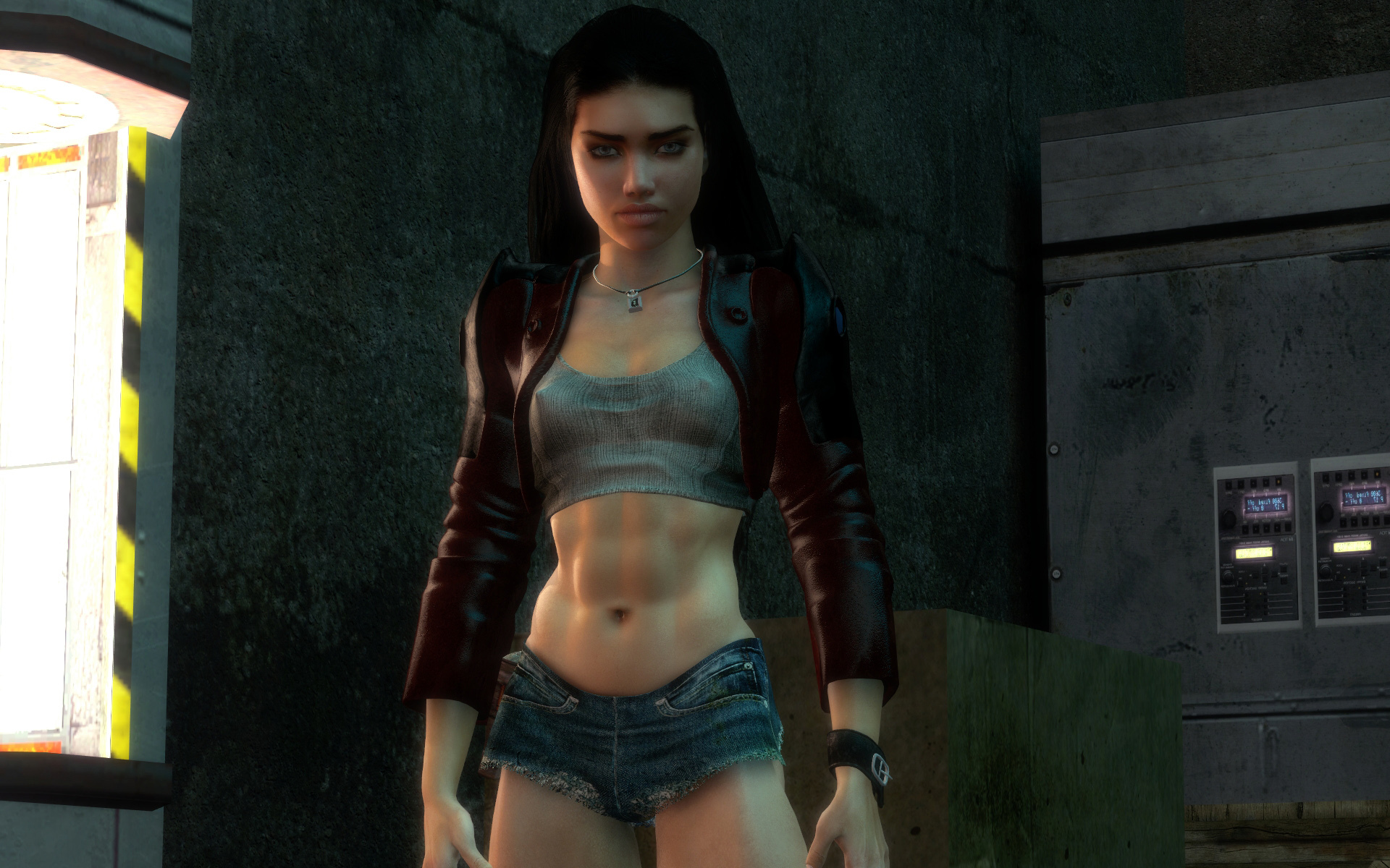 Half life 2 female npc naked xxx movies