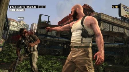 Max Payne 3 prich�dza a dost�va deviatky