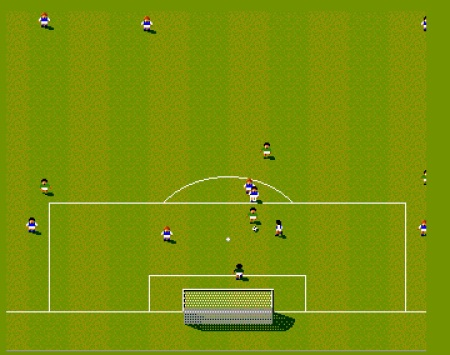 Evolúcia futbalových hier