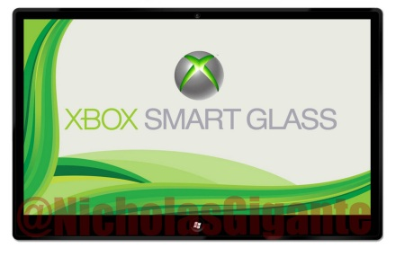 Microsoft  ohlási Xbox Smart Glass aplikáciu