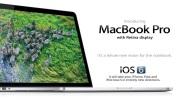 Apple predstavilo iOS6 a nový MacBook Pro
