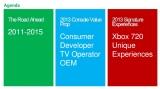 Interný Microsoft dokument približuje Xbox720