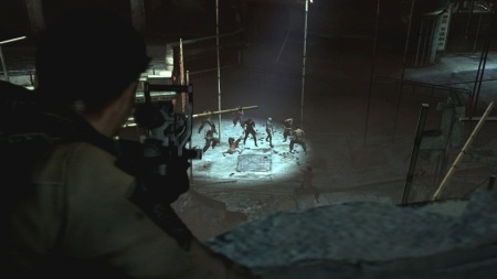 Gameplay z Resident Evil 6