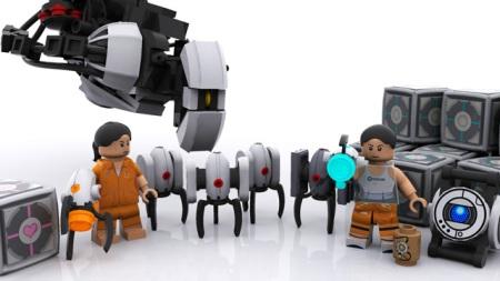 Portal Lego nebude