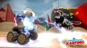 LittleBigPlanet Karting  ani na chv�u nepribrzd�