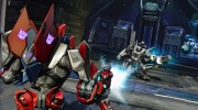 Rin�anie kovu v Transformers: Fall of Cybertron