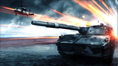 Najväčšia tanková bitka v Battlefield 3