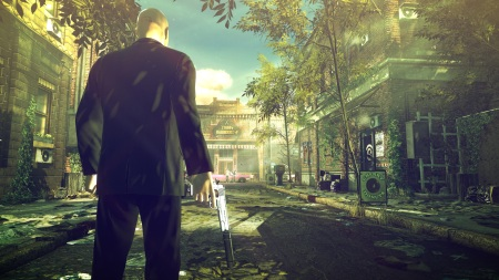 �tvr�hodinov� gameplay z Hitman: Absolution