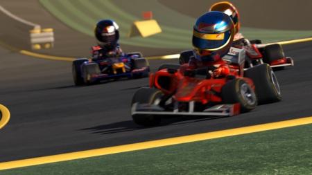 F1 Race Stars ohlásené