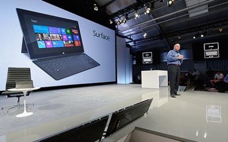 Microsoft uzatvára štvrťrok s rekordnou tržbou