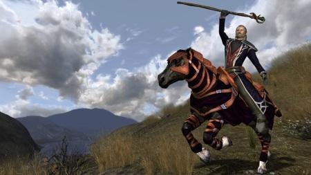 LOTR Online pribli�uje bojov� kone Rohanu