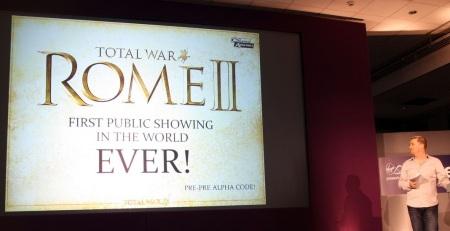 Rome II bude temnej�ou v�zou vojny