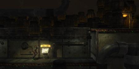 Prvý záber z Oddworld Abe's Oddysee HD