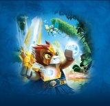 záber z hry LEGO Legends of Chima: Laval's Journey