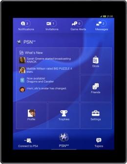 Ovládajte PS4 cez mobil