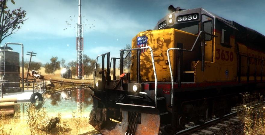 скачать игру Trainz A New Era через торрент на русском - фото 9