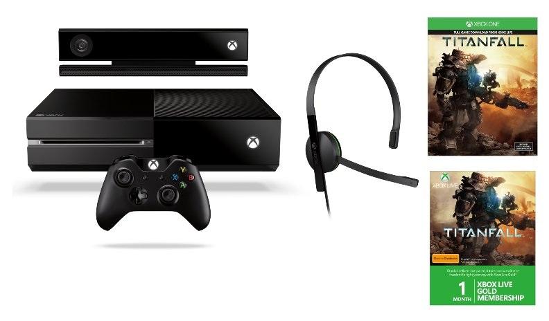 Titanfall Bundle mit Xbox One  derwestende