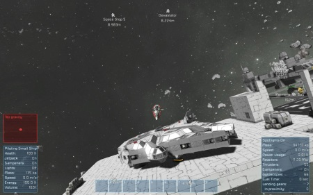 Space Engineers láka Star Wars moderov