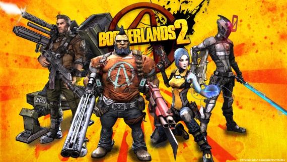 Borderlands 2 pre PS Vita dostal dátum vydania
