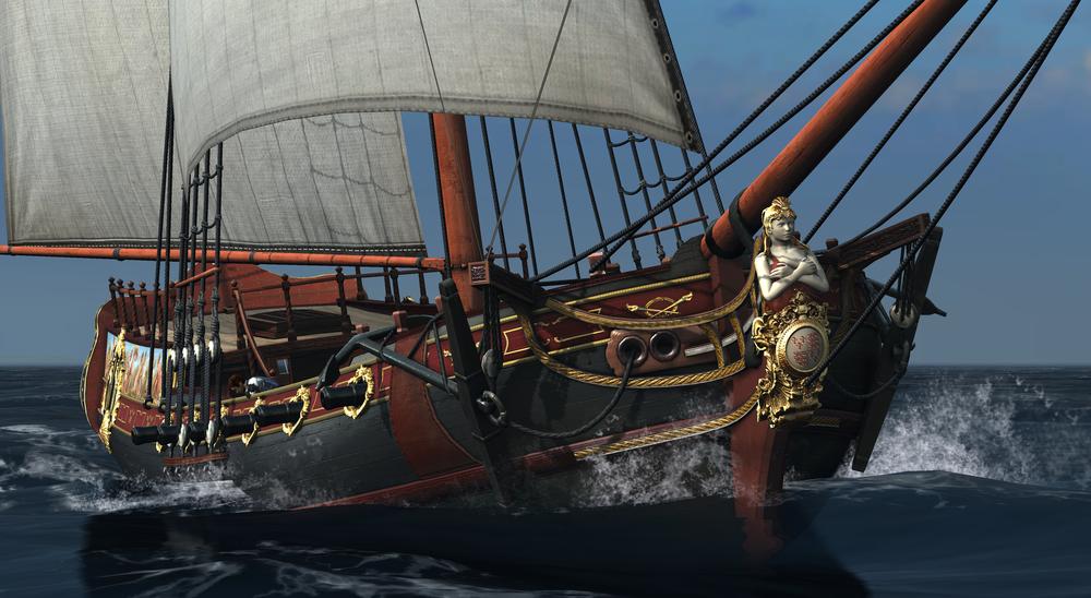 Na webe hry sa u d 225 naval action aj predobjedna cena je pomerne