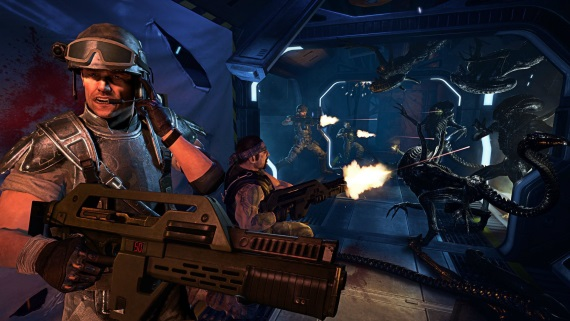 Aliens Colonial Marines má súdnu dohru, Sega dáva na súd Gearbox
