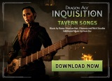 z�ber z hry Dragon Age: Inquisition