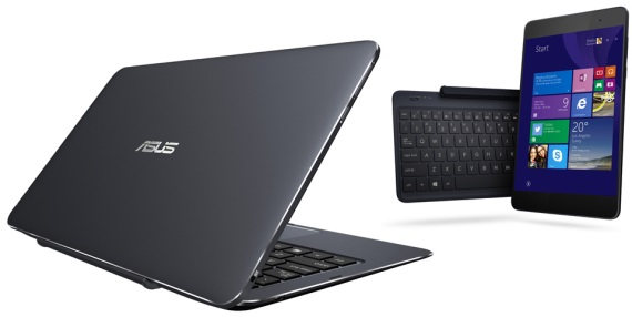 Asus Transformer Book Chi predstaven�, je ten�� ako Macbook Air