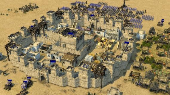 Stronghold Crusader II dostal posledné DLC a Ultimate edíciu