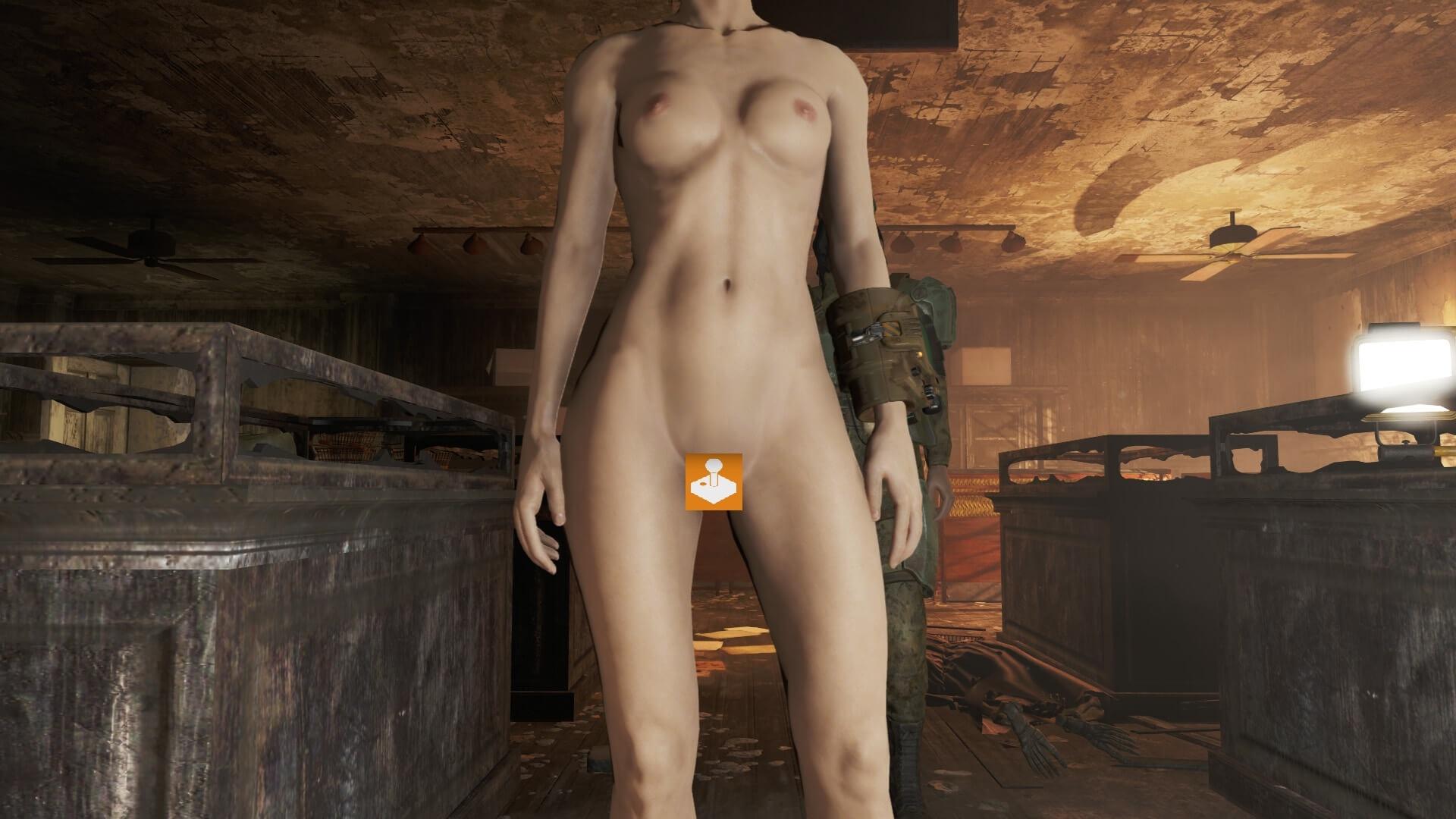 Sexy fallout nude fucking tube