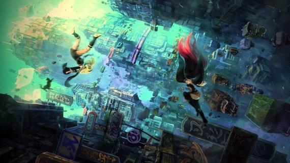 Nová ukážka z Gravity Rush 2