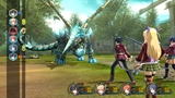 záber z hry The Legend of Heroes: Trails of Cold Steel