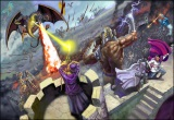 z�ber z hry Might & Magic Heroes VII